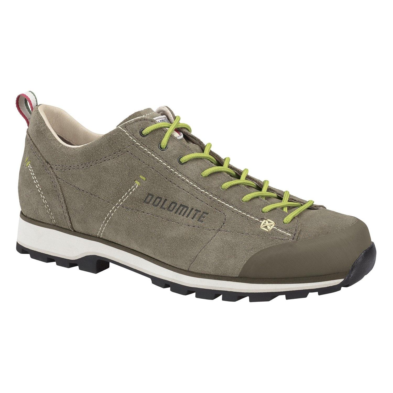 Dolomite 54 Low Shoe - mud/green