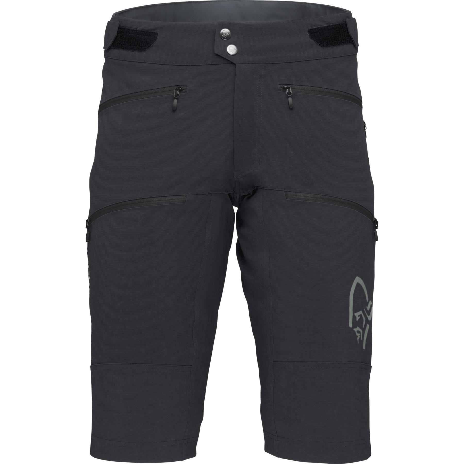 Norrona fjora flex1 heavy duty Pantalones cortos para hombres - Caviar