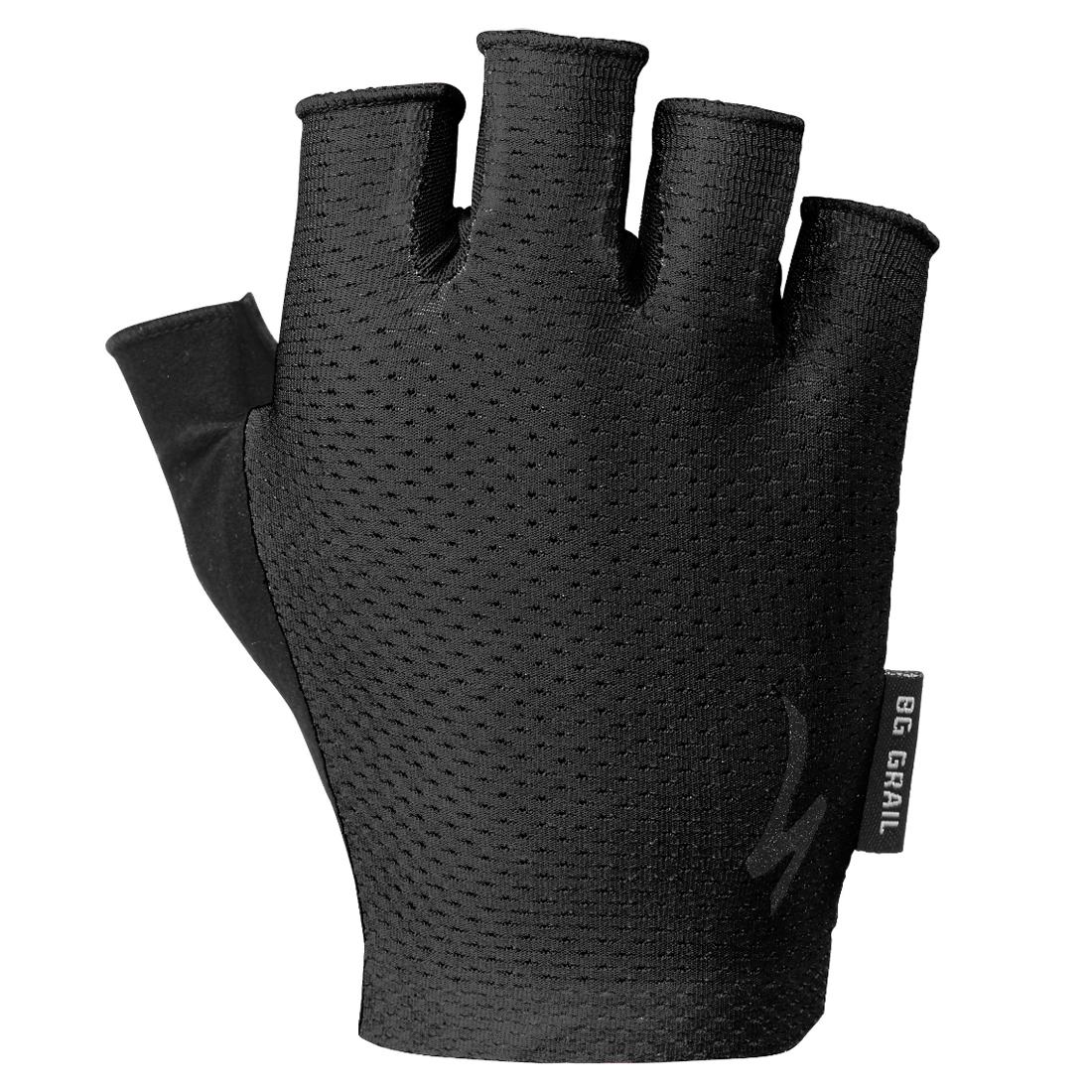 Specialized Body Geometry Grail SF Women's Short Finger Gloves - Black