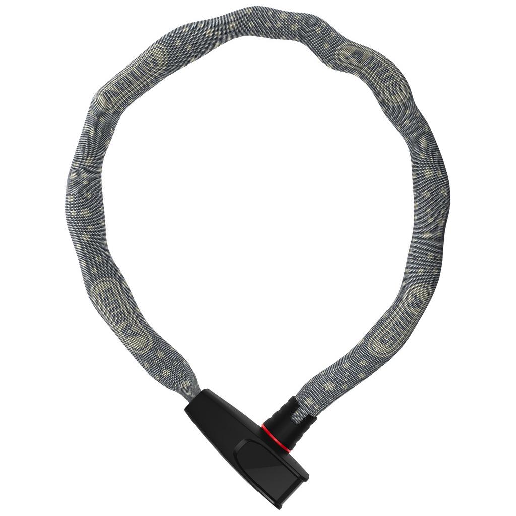 ABUS Catena 6806/75 Chain Lock - grey star