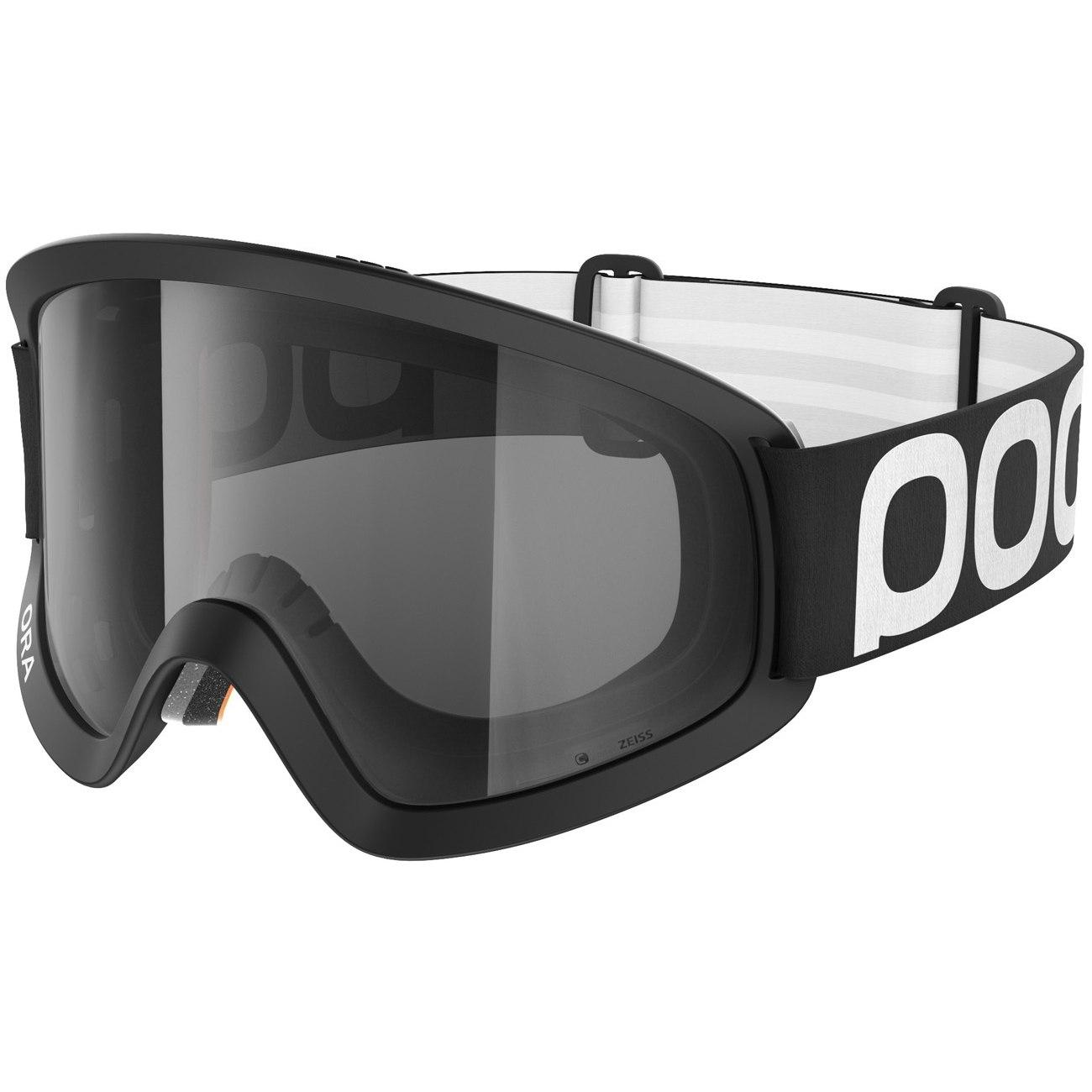 POC Ora Goggle - Uranium Black/Grey
