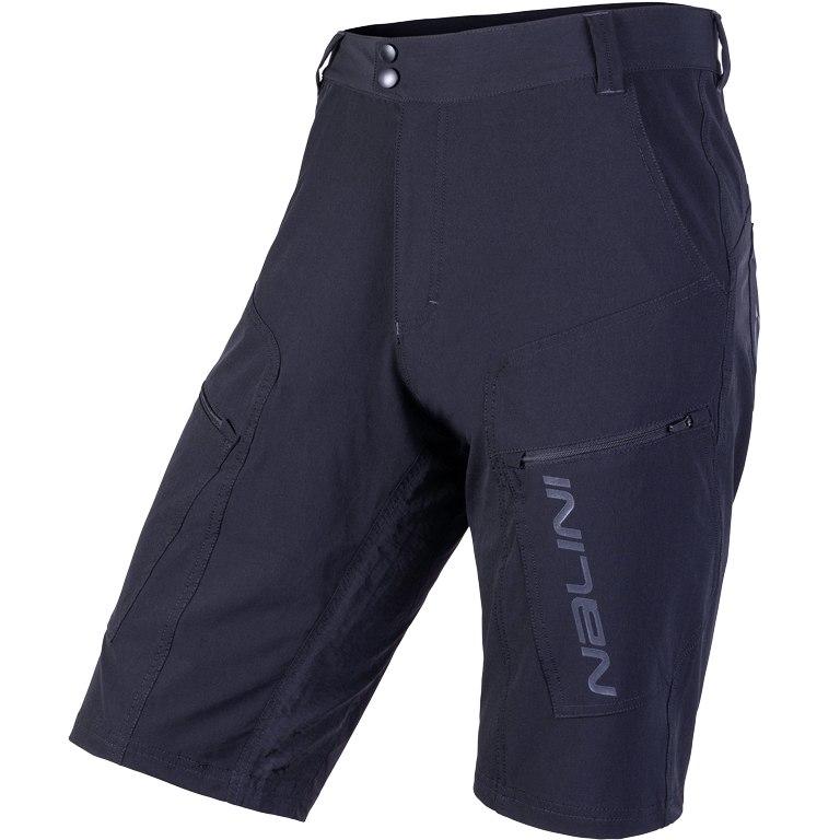 Nalini Pro E19AIS Click MTB Shorts - black 4000