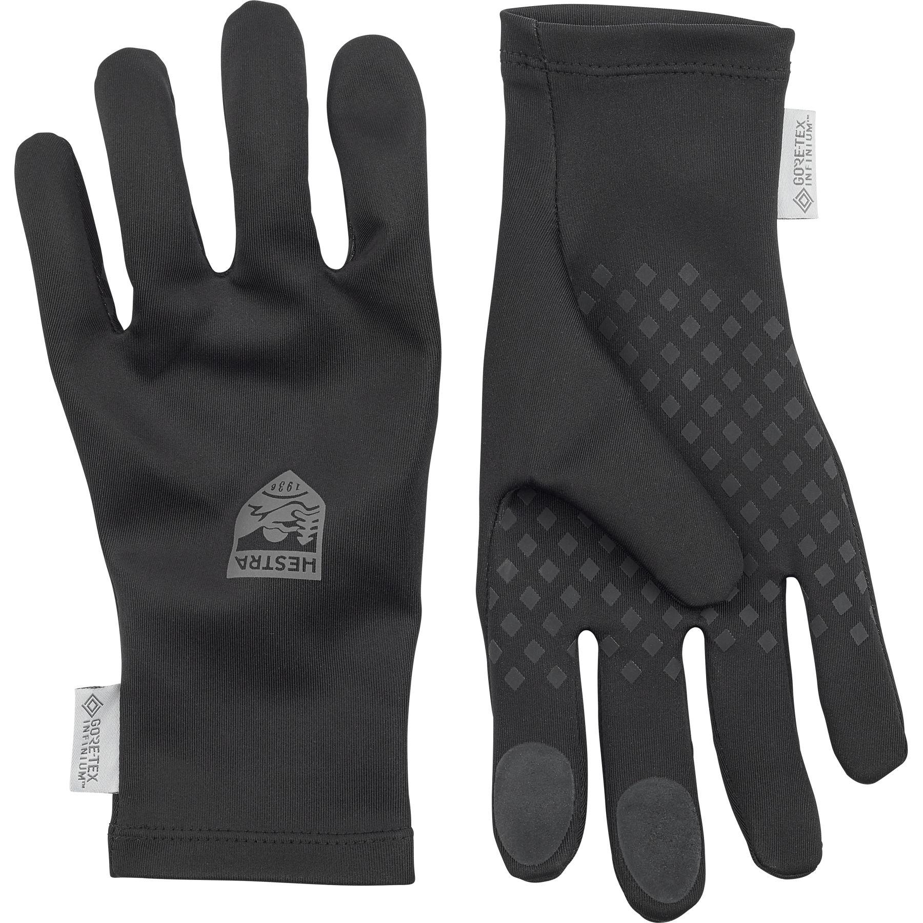 Produktbild von Hestra Infinium Stretch Liner Light - 5 Finger Handschuhe - black