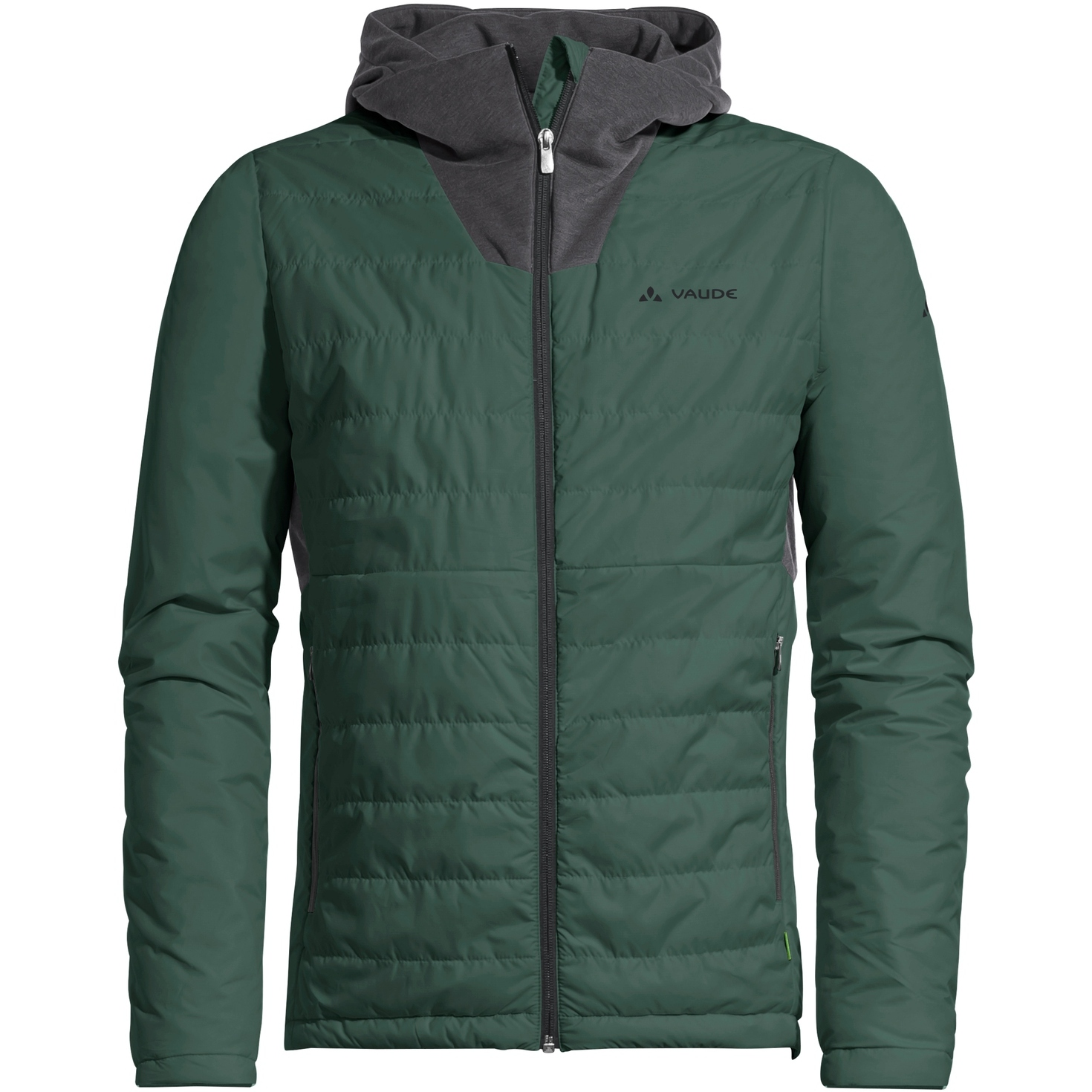 Image of Vaude Men's Cyclist Hybrid Jacket - dusty forest
