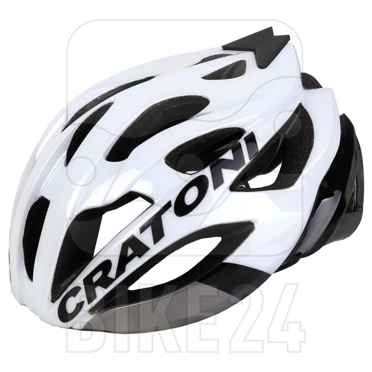CRATONI C-Bolt Helmet - white glossy