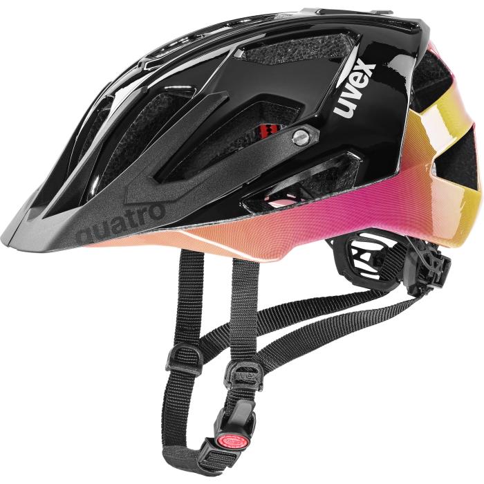 Uvex quatro Helmet - future black