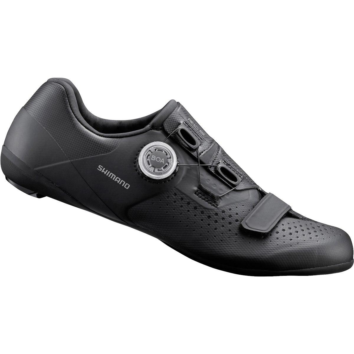 Foto de Shimano SH-RC500 Zapatillas ciclismo carretera - negro