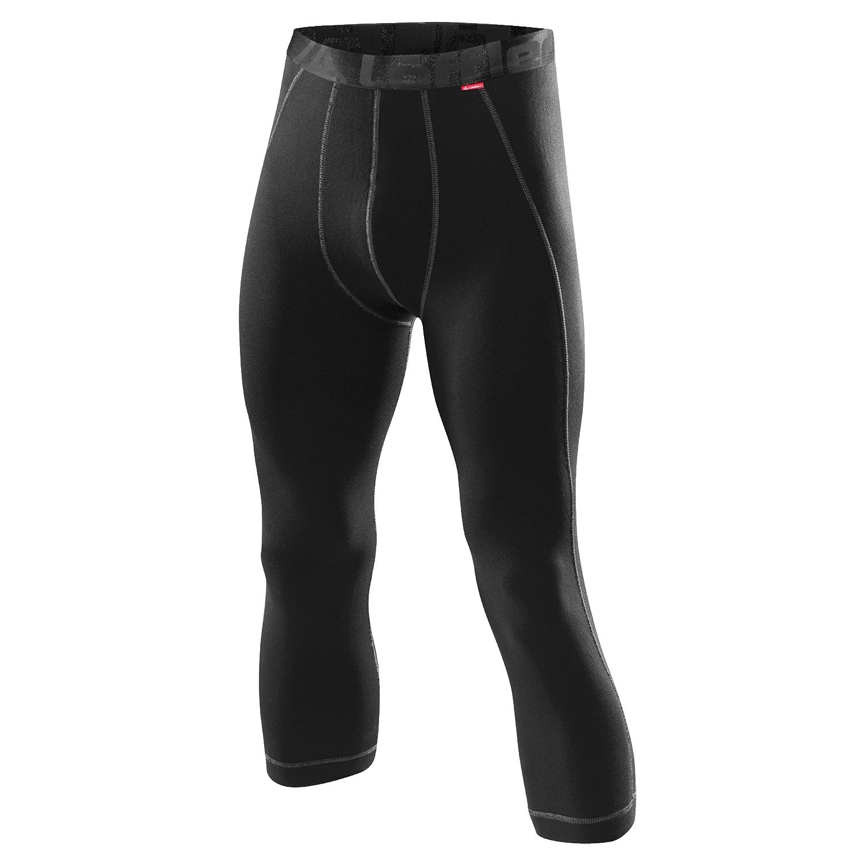 Image of Löffler Underpants 3/4 Transtex Warm 10736 - black 990