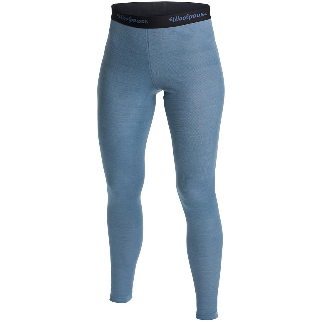 Woolpower Long Johns Women LITE Underpants - nordic blue