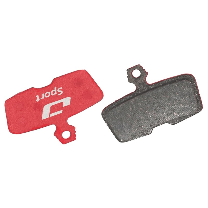 Jagwire Sport Disc Pads for SRAM Code and Guide - semi-metallic