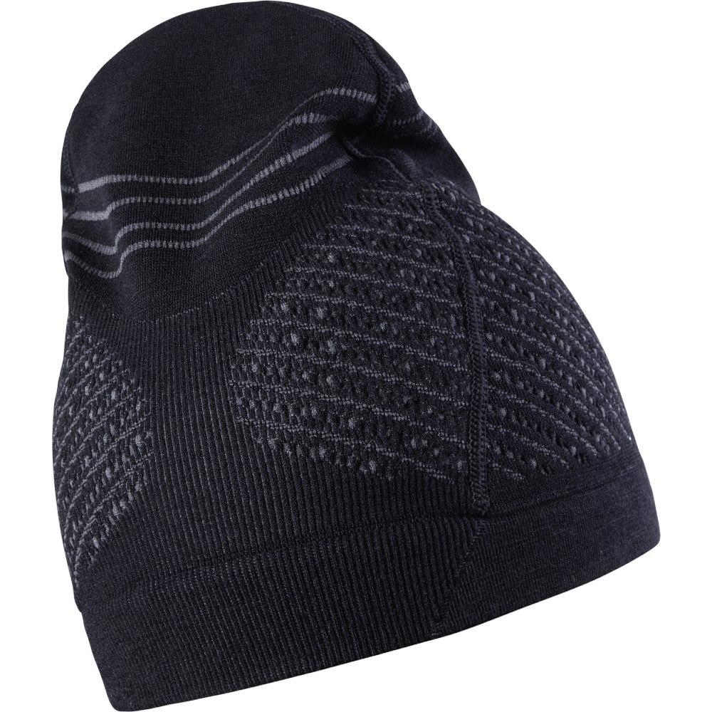 UYN Unisex Fusyon OW Winter Cap - Black/Anthracite/Anthracite