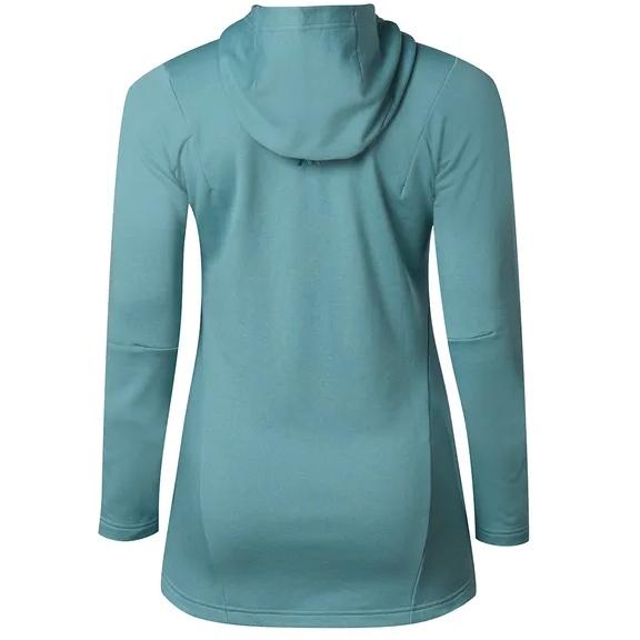 Imagen de 7mesh Apres Chaqueta con capucha para mujeres - Blue Agave
