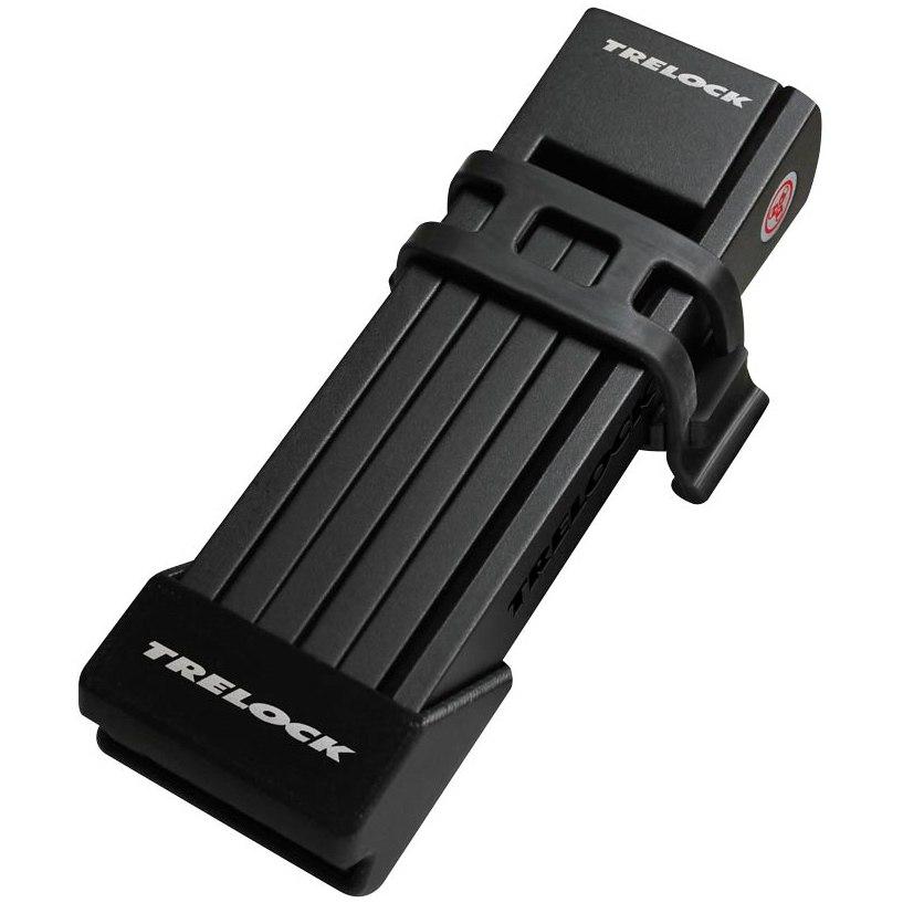 Trelock FS 200/75 Two Go Folding Lock - black