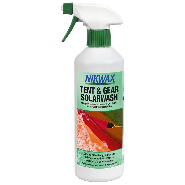 Picture of Nikwax Tent & Gear SolarWash Spray-On Technical Cleaner 500ml