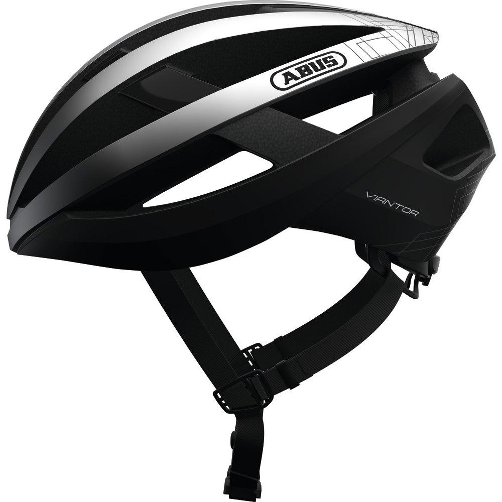 ABUS Viantor Helmet - gleam silver