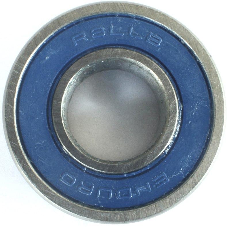 """Enduro Bearings R8 LLB - ABEC 3 - Ball Bearing - 1/2x1-1/8x5/16"""""""