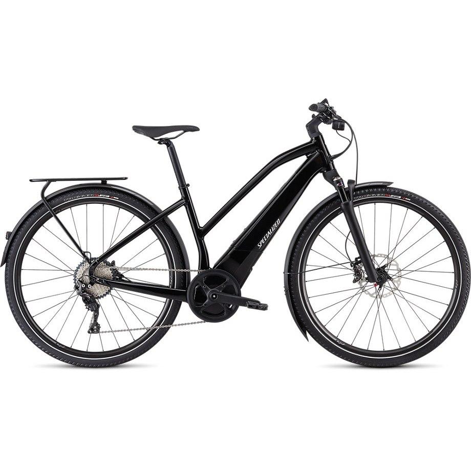 Produktbild von Specialized TURBO VADO 5.0 Step-Through E-Bike - 2021 - black / liquid silver