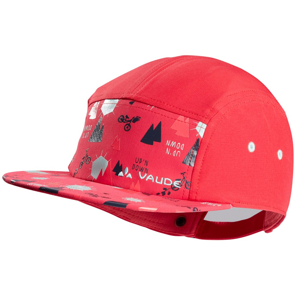 Image of Vaude Kids Tammar Baseball Cap - crocus