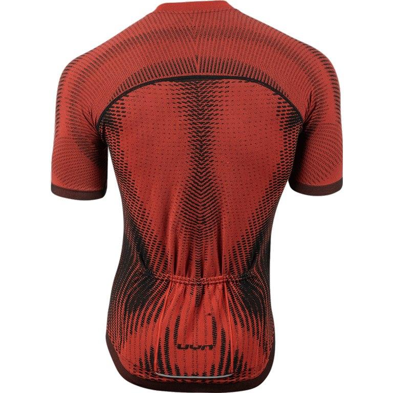 Bild von UYN Activyon Hybrid Biking T-Shirt - Poppy red