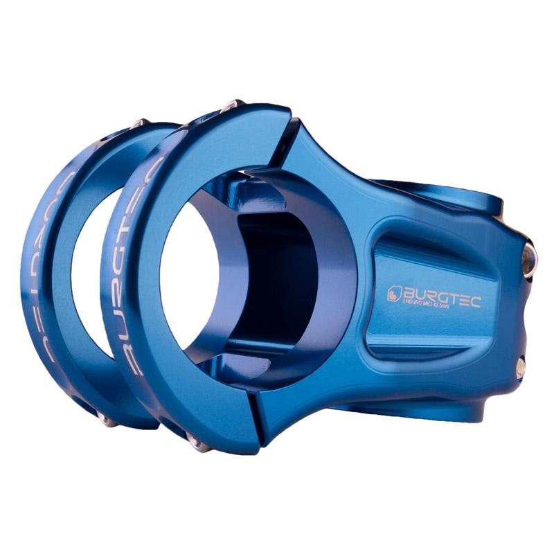 Burgtec Enduro MK3 - 35.0 Stem - Deep Blue