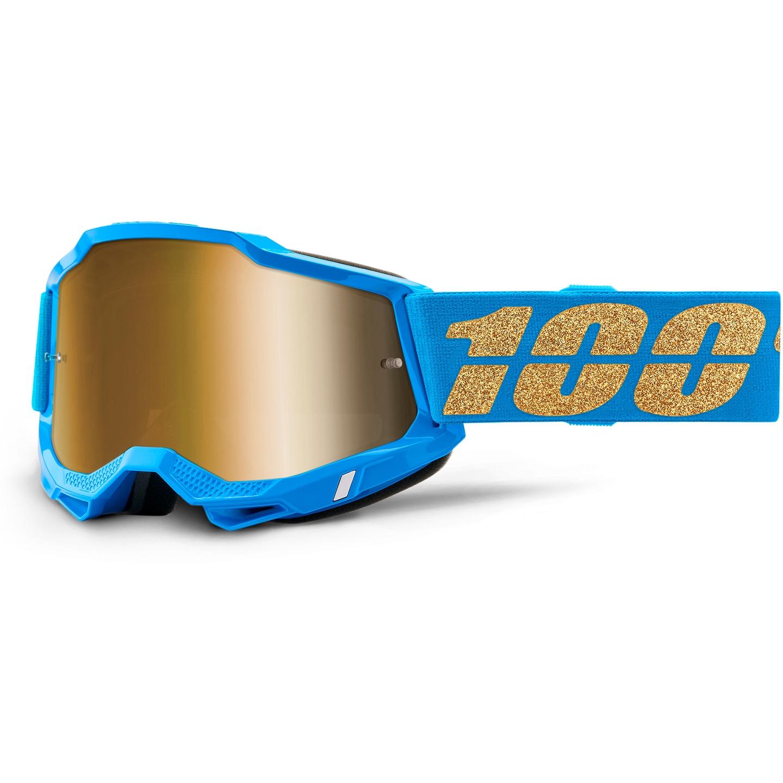 100% Accuri 2 Goggle Mirror Lens Gafas - Waterloo