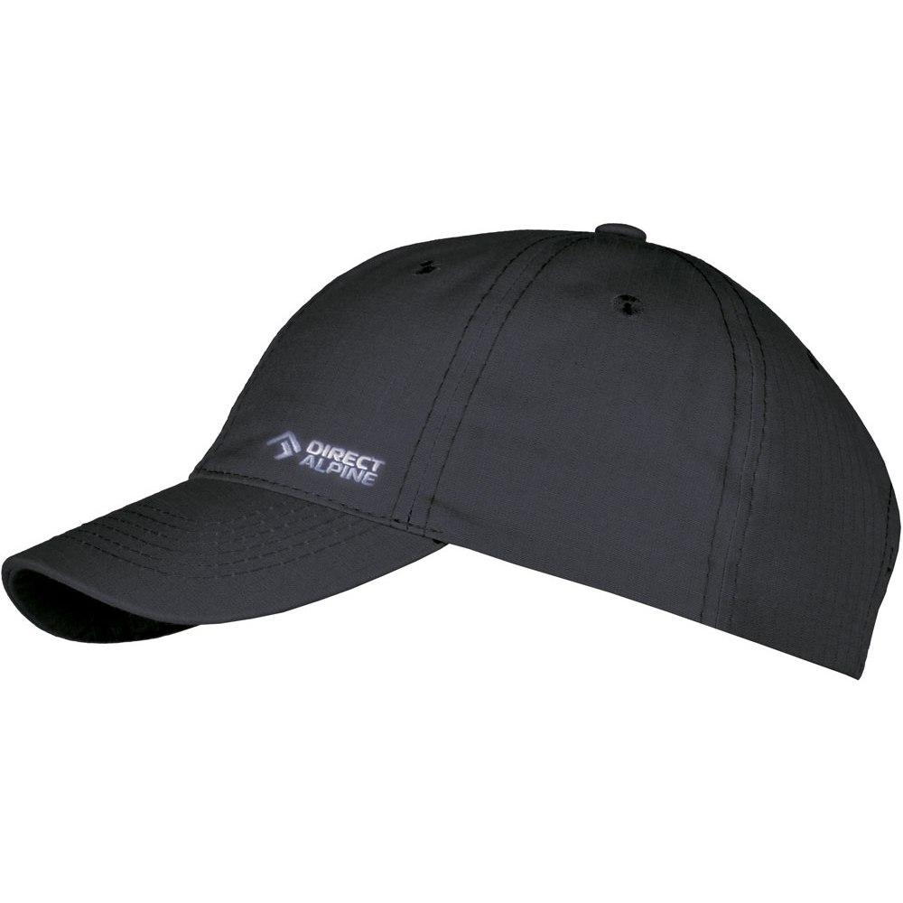Directalpine Baseball Cap Wing - anthracite