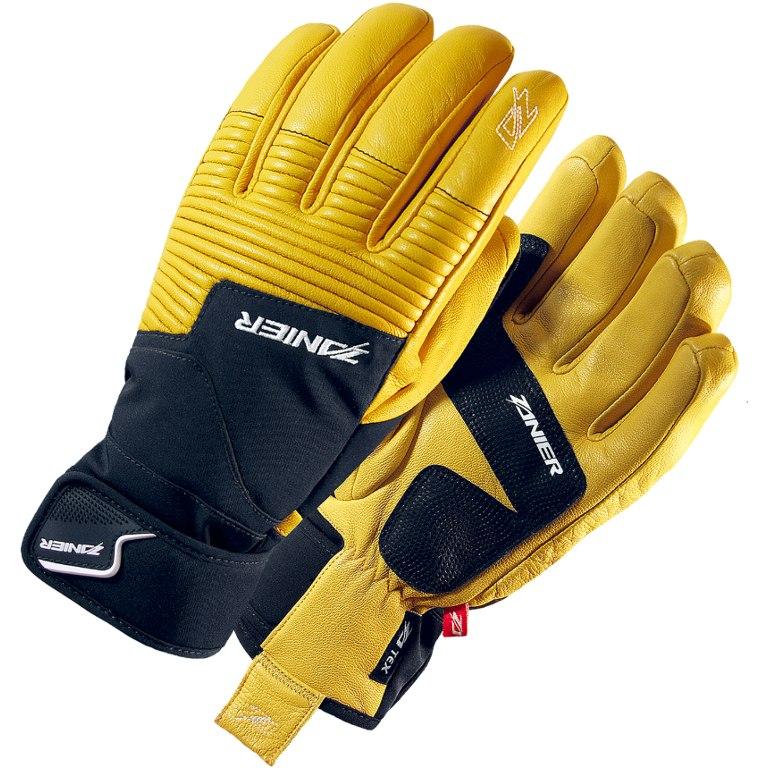 Zanier Revolution.XZX Full Finger Gloves - 52 beige