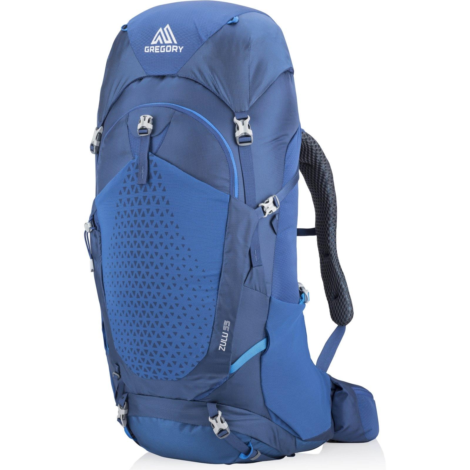 Gregory Zulu 55 Backpack - Empire Blue