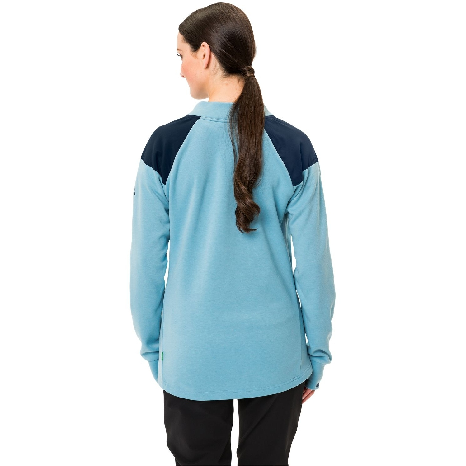 Bild von Vaude Cyclist Sweater Damen - dolphin