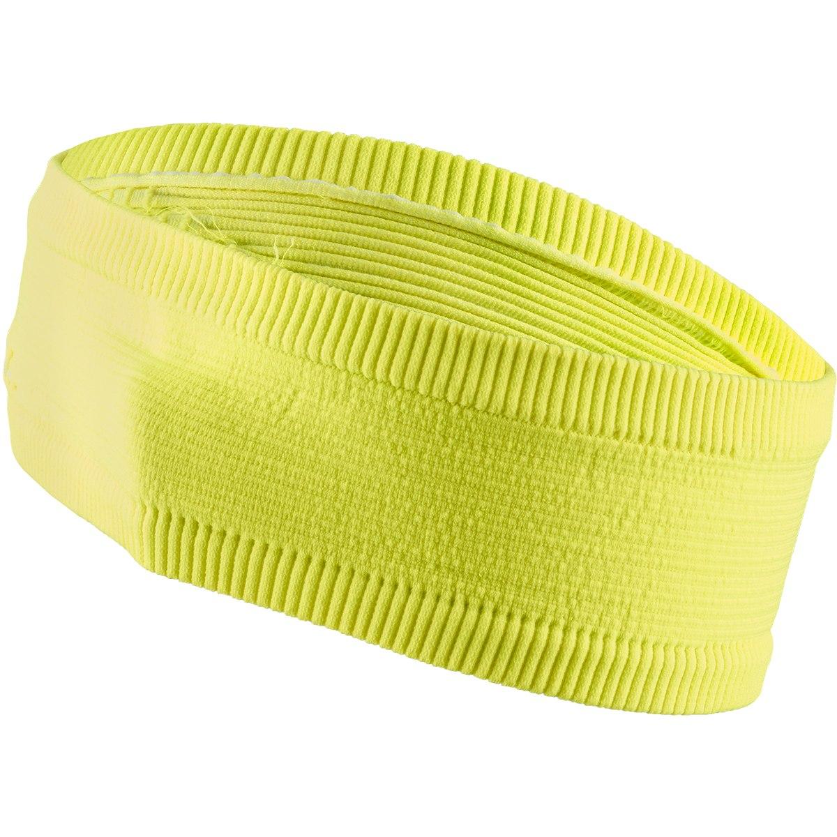Bild von X-Bionic Headband 4.0 - phyton yellow/arctic white