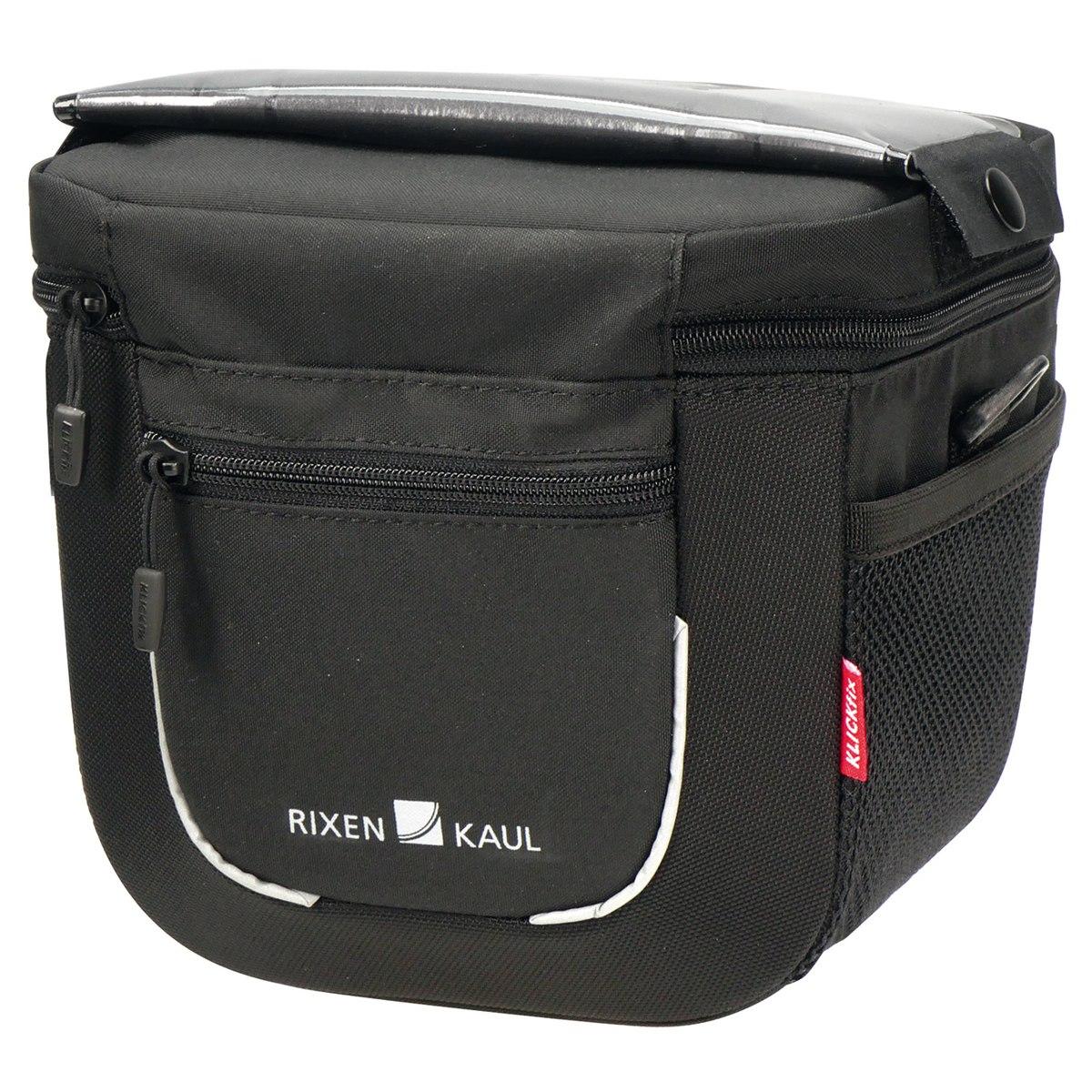 KLICKfix Aventour Compact Handlebar Bag 0272AC - black
