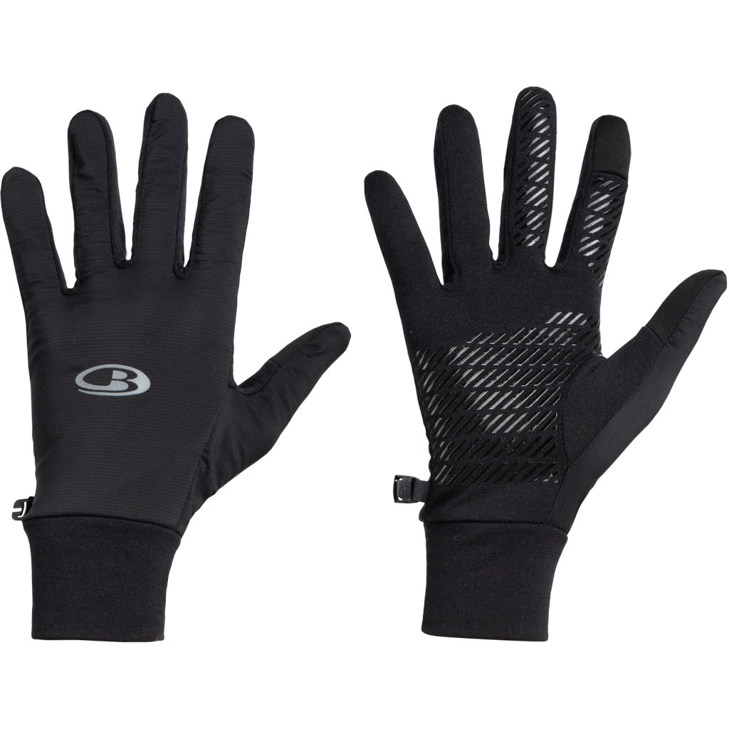 Picture of Icebreaker Tech Trainer Hybrid Gloves - Black