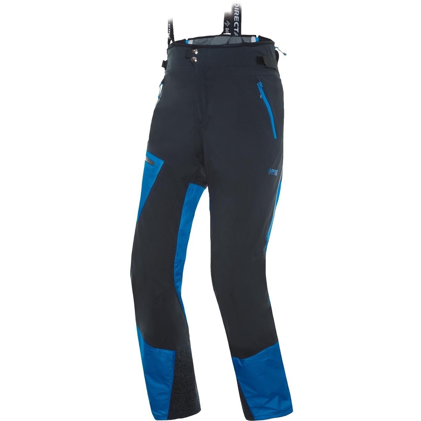 Image of Directalpine Eiger Pants - black/blue