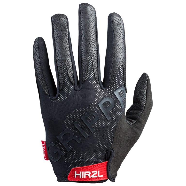 Hirzl Grippp Tour FF 2.0 Full Finger Gloves - Black
