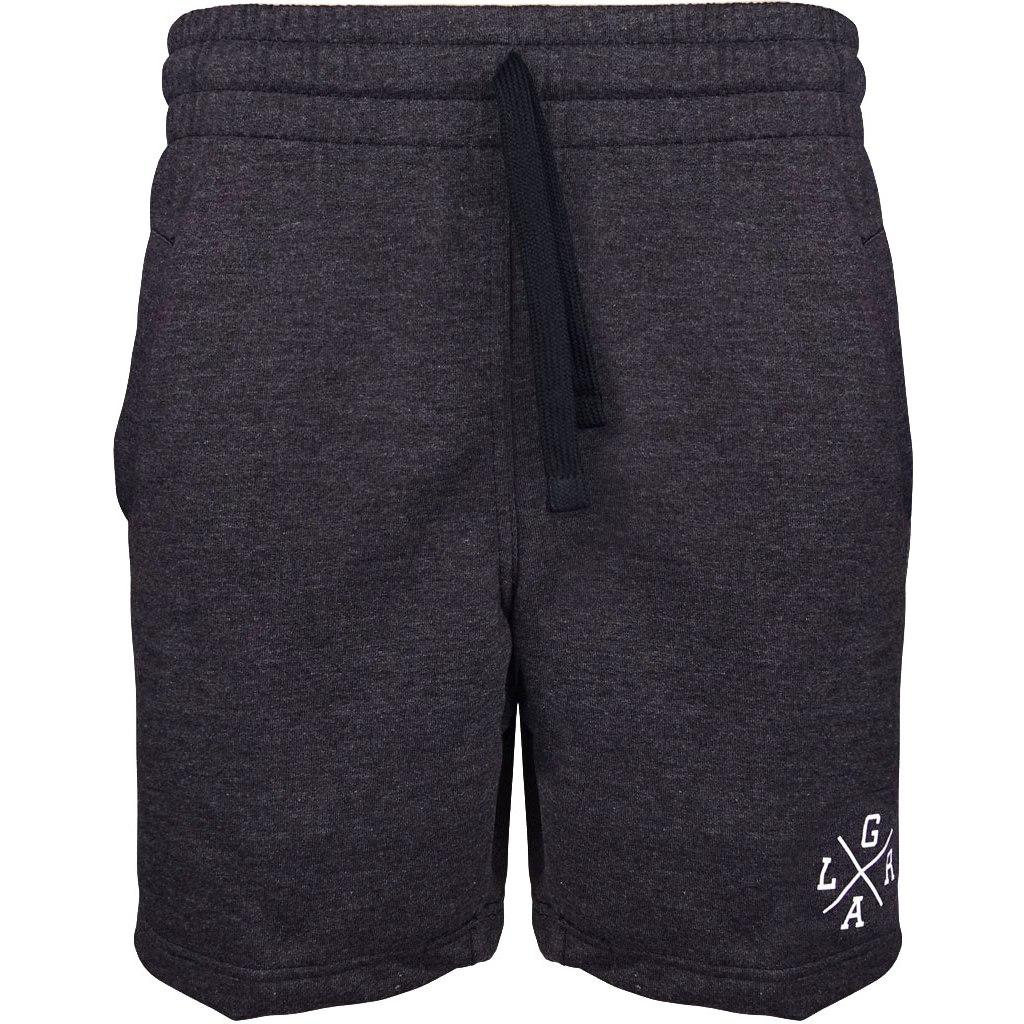 Loose Riders Sweat Shorts - Black