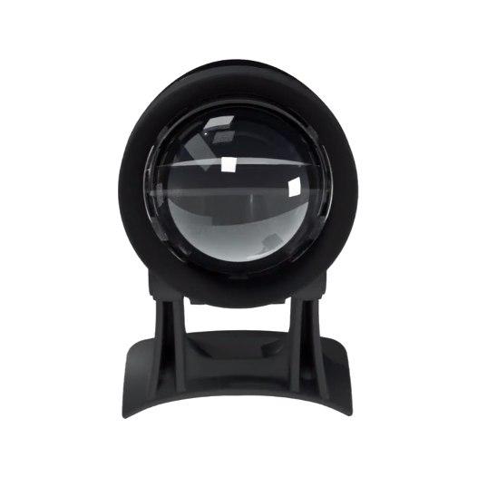 Image of Herrmans H-Black Pro Dynamo LED Front Light