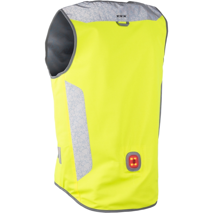 Bild von WOWOW Tegra eBike Sicherheitsweste - yellow