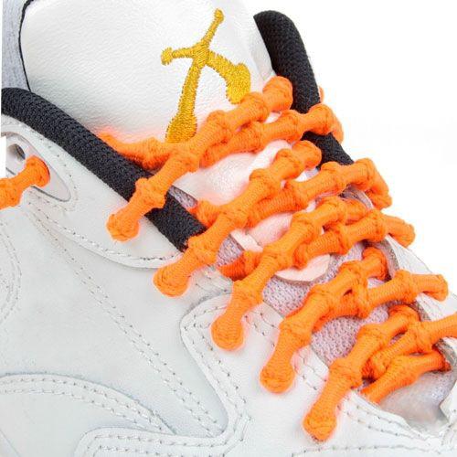 Bild von Xtenex Sport Schnürsenkel - orange