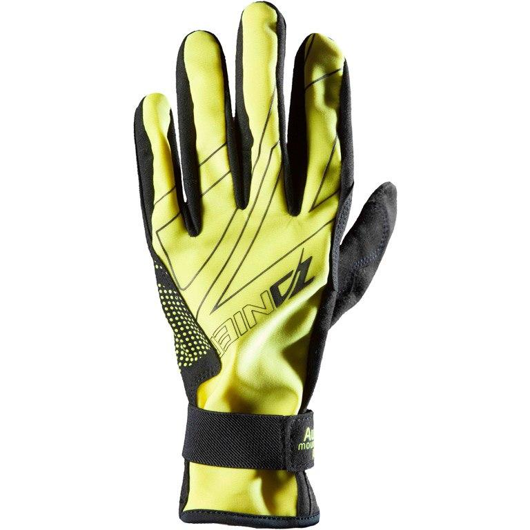 Zanier XC Pro Women's Full Finger Glove - 8050 neon yellow