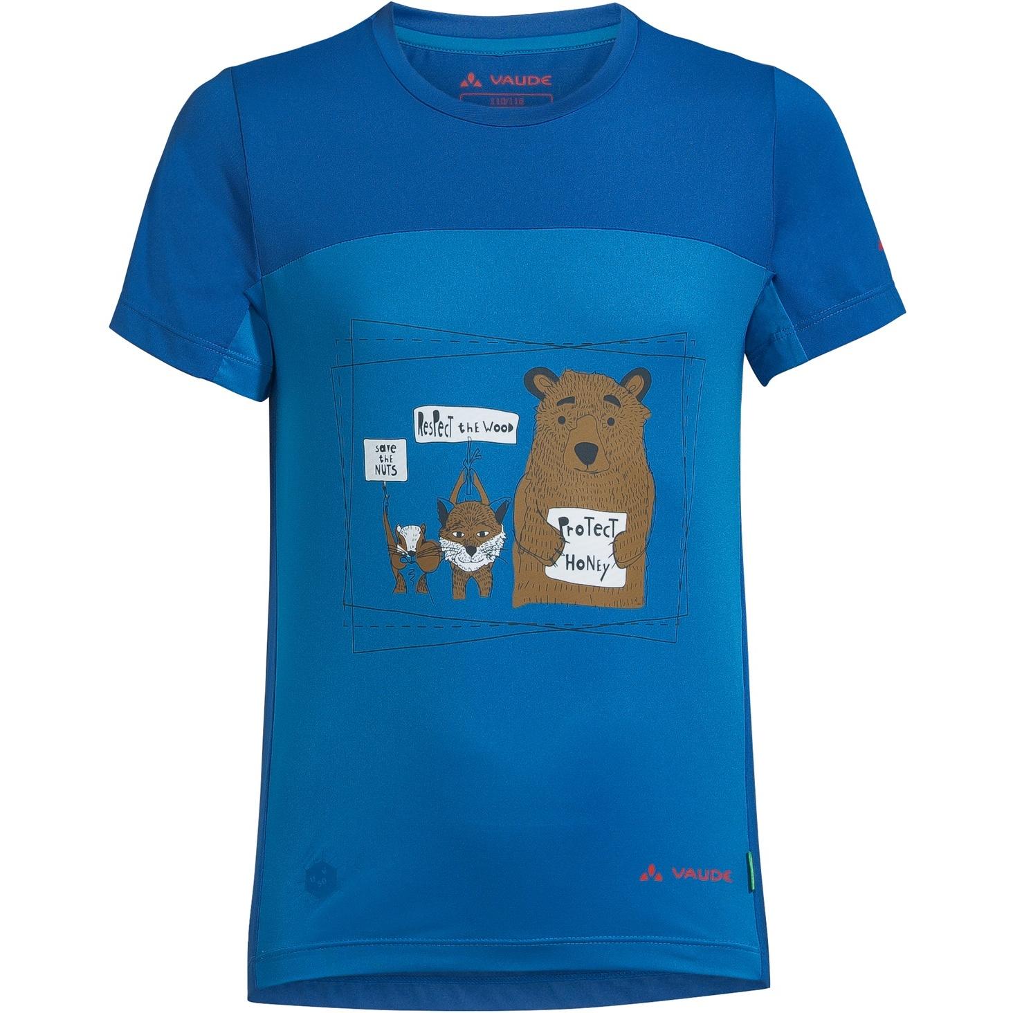 Vaude Kids Solaro T-Shirt II - radiate blue