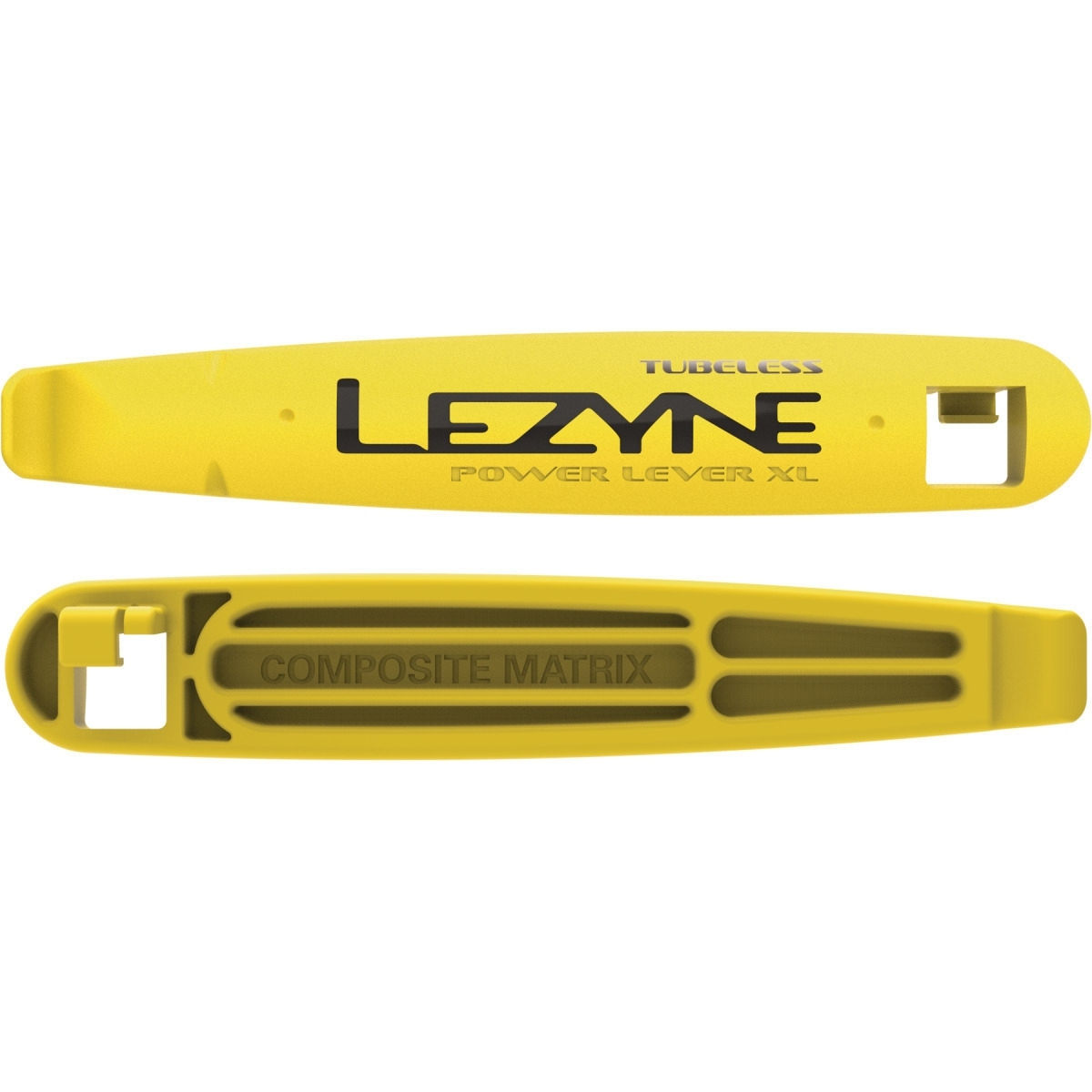Lezyne Power Lever XL Tubeless - yellow