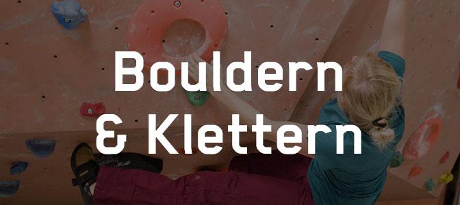 Bouldern und Klettern macht dich auch auf dem Bike am Berg fit!