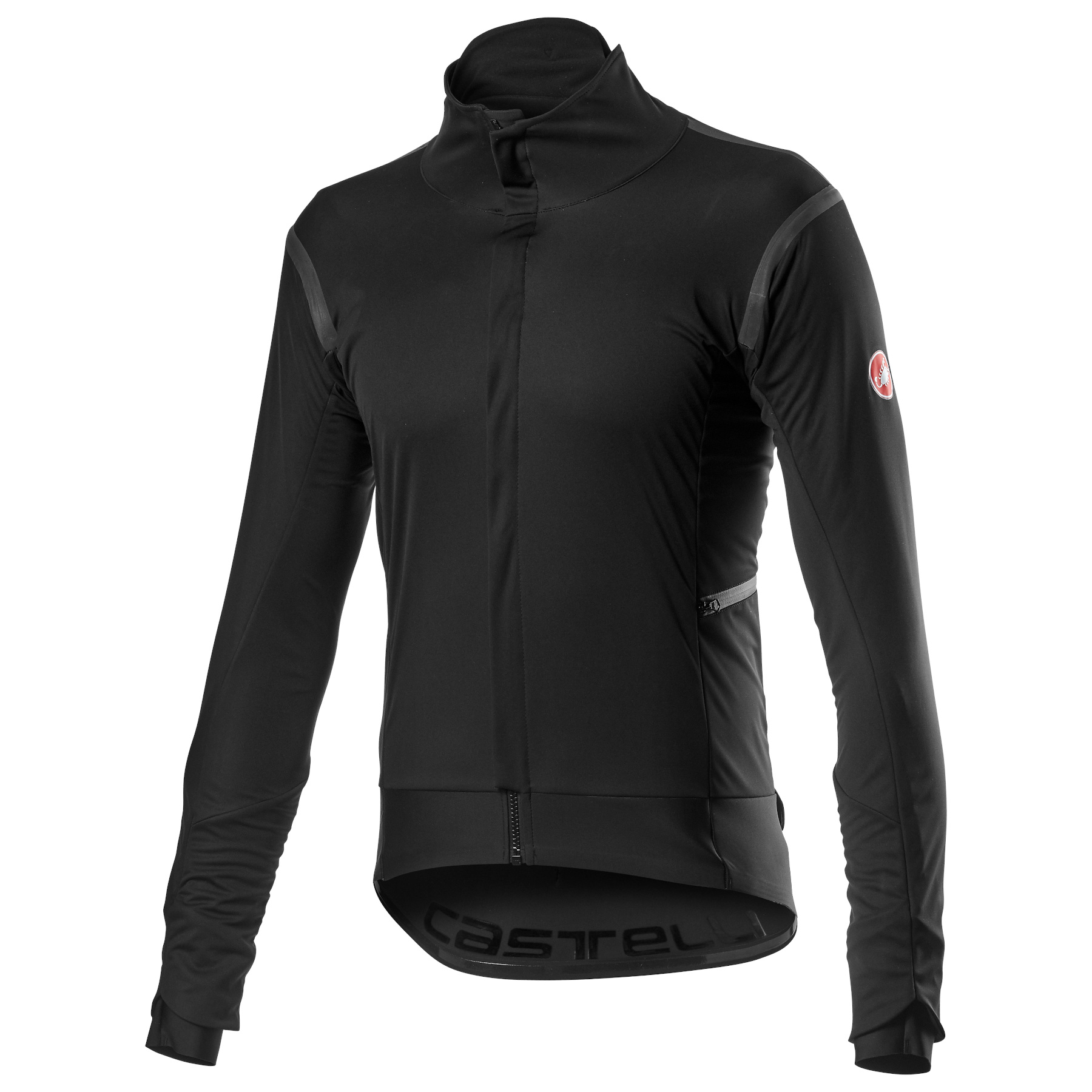 Produktbild von Castelli Alpha RoS 2 Jacke - light black 085
