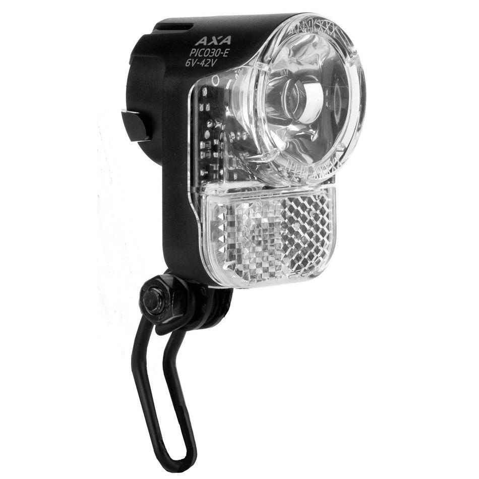 Picture of AXA Pico 30-E Switch 6-42 Volt E-Bike Front Light