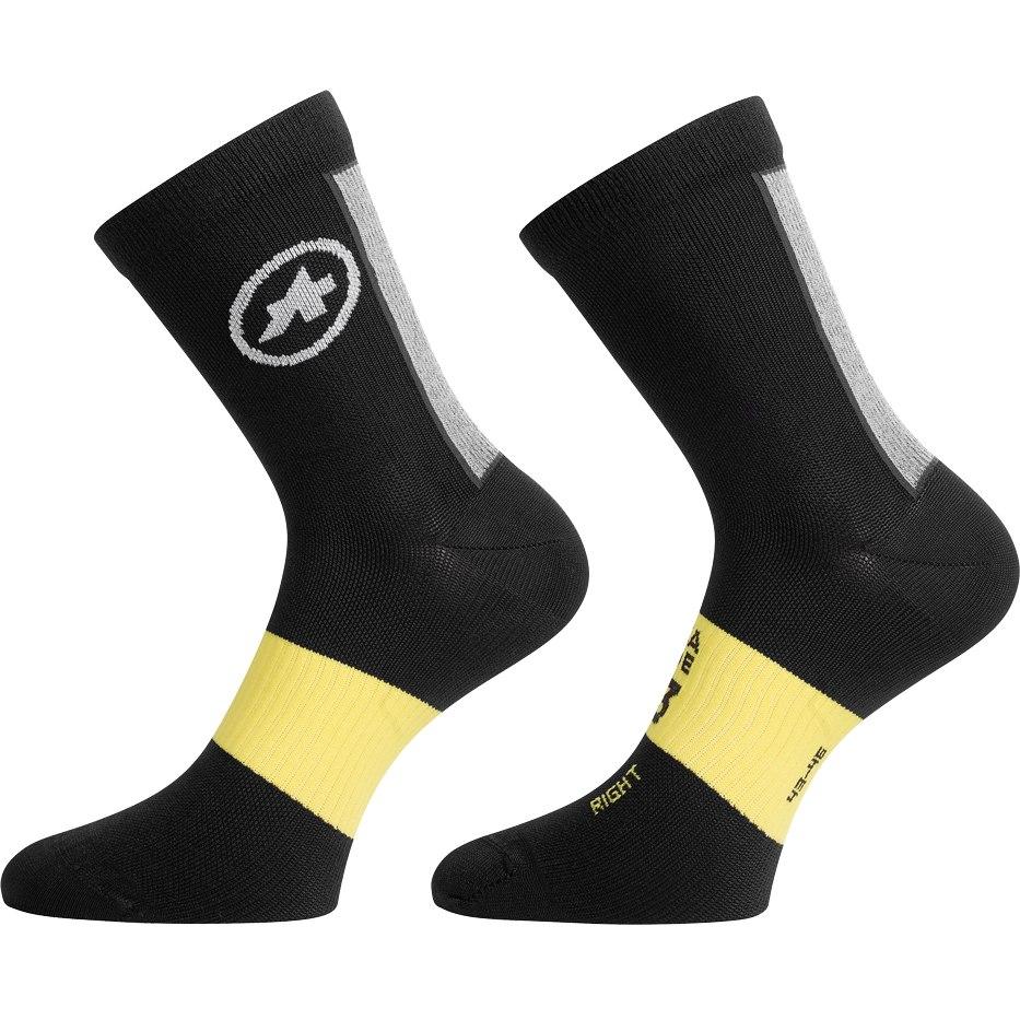 Assos ASSOSOIRES Spring Fall Socks - blackSeries