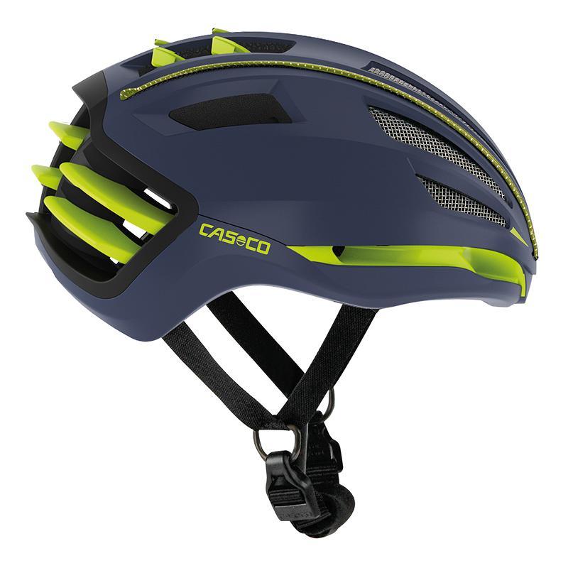 Casco SPEEDairo 2 Helmet without visor - blue-neon yellow