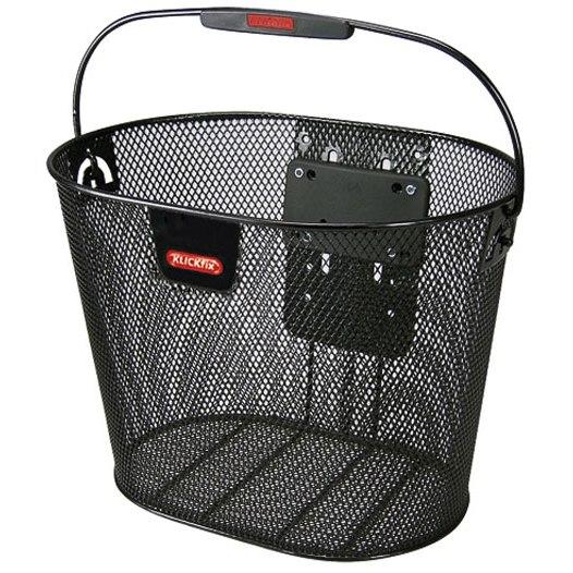 KLICKfix Oval Plus Handlebar Basket 0385KLIK