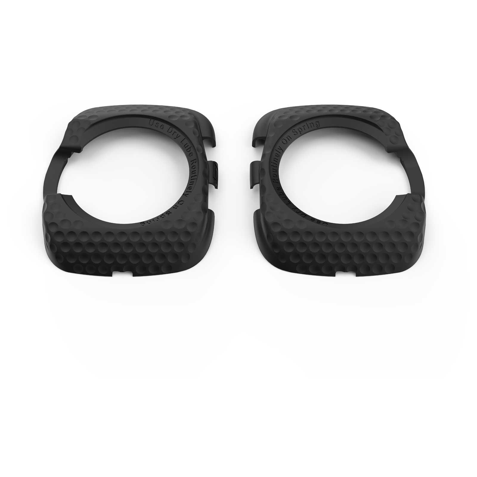 Wahoo SPEEDPLAY Cleat Cover Pedalplattenschutz - schwarz