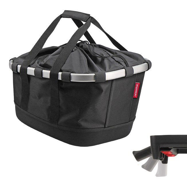 KLICKfix Bikebasket GT UniKlip 0304U - black