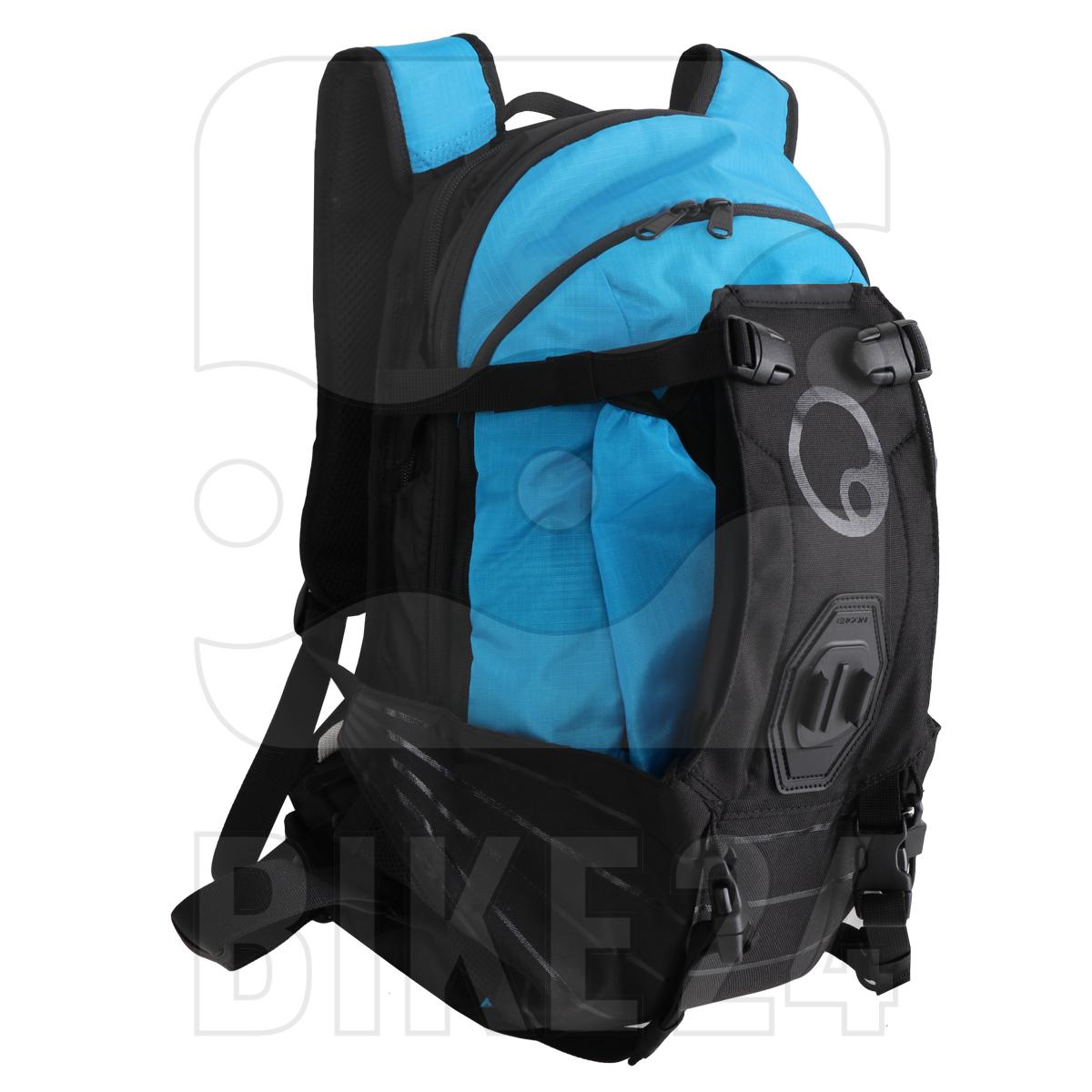 Ergon BA2 Enduro Backpack - ST-black / blue